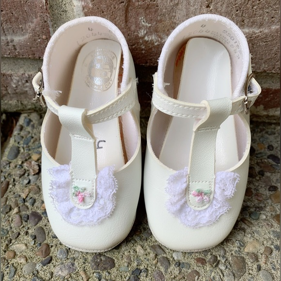 Vintage Shoes | Sweet Sears Baby In Box